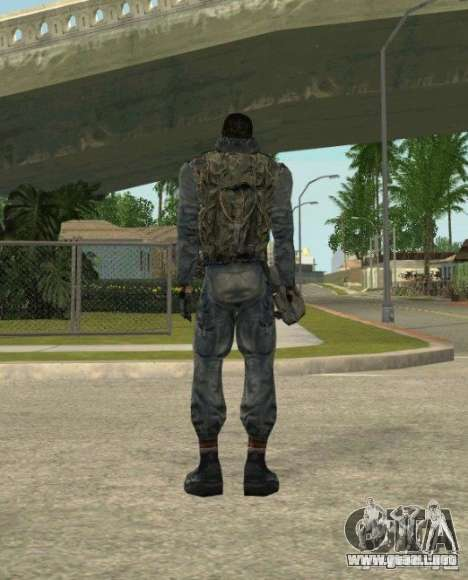 Agrupación de mercenarios de un acosador para GTA San Andreas séptima pantalla