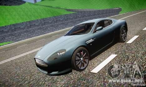 Aston Martin DB9 2005 V 1.5 para GTA 4 interior