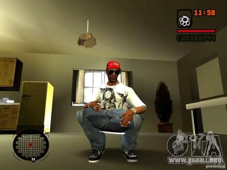 GTA IV Animation in San Andreas para GTA San Andreas sexta pantalla