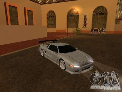 Infernus nuevo HD para GTA San Andreas