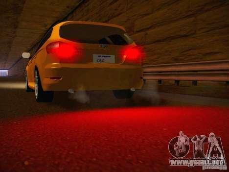 Ford Mondeo Sportbreak para visión interna GTA San Andreas