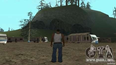Realista apiario v1.0 para GTA San Andreas séptima pantalla