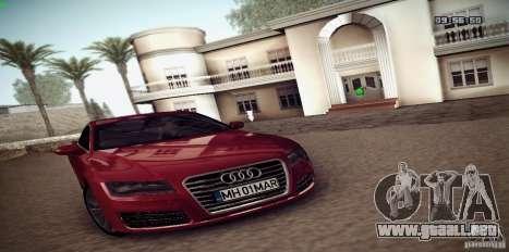ENB Graphics Mod Samp Edition para GTA San Andreas segunda pantalla