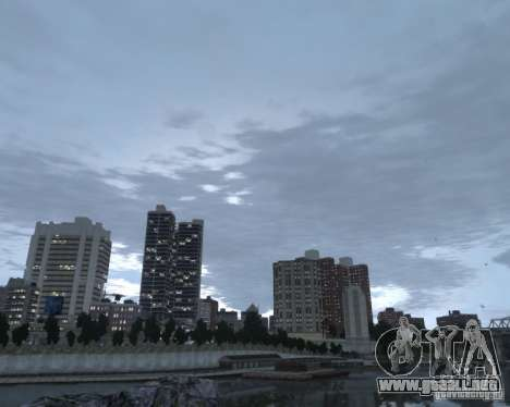 Reality IV ENB Beta WIP 1.0 para GTA 4 segundos de pantalla
