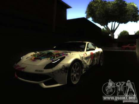 ENB Series Project BRP para GTA San Andreas