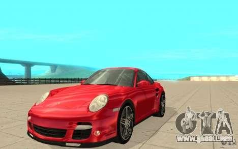 Porsche 911 (997) Turbo v3.0 para GTA San Andreas