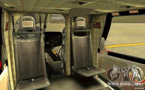 MD 902 Explorer para visión interna GTA San Andreas