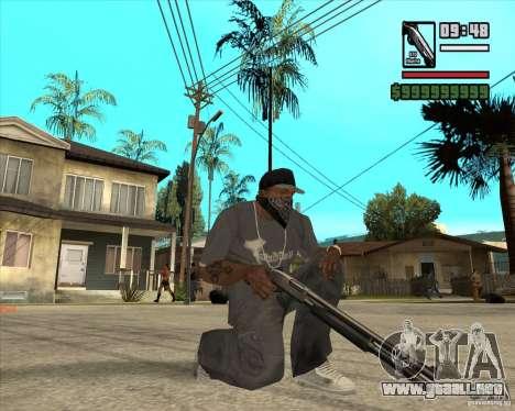 Millenias Weapon Pack para GTA San Andreas tercera pantalla