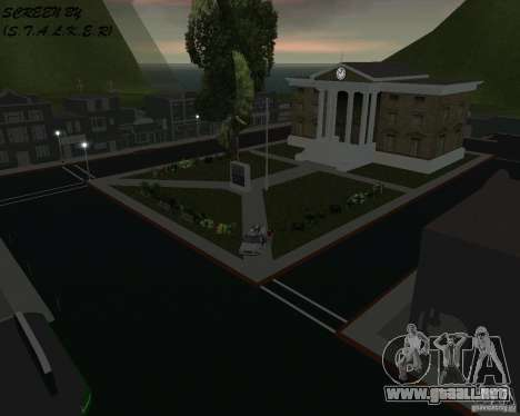 Volver al futuro Hill Valley para GTA Vice City segunda pantalla