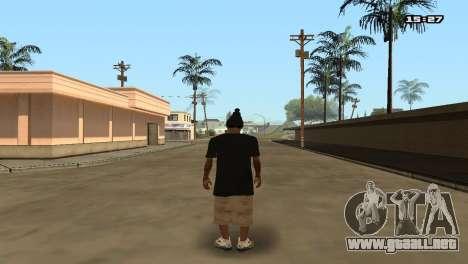 Skin Pack Ballas para GTA San Andreas