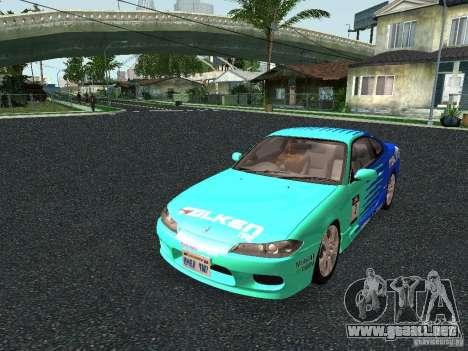 Nissan Silvia S15 Tunable para GTA San Andreas left
