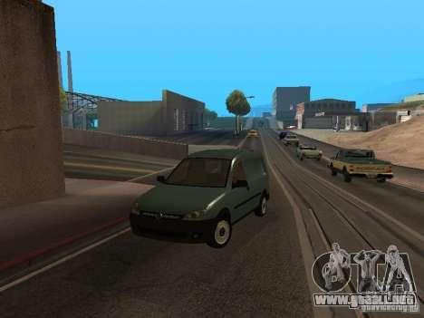 Opel Combo 2005 para GTA San Andreas
