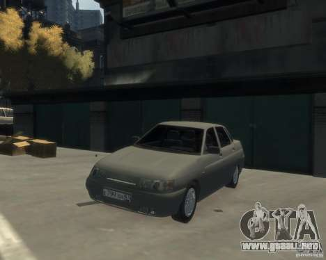 VAZ-21103 para GTA 4