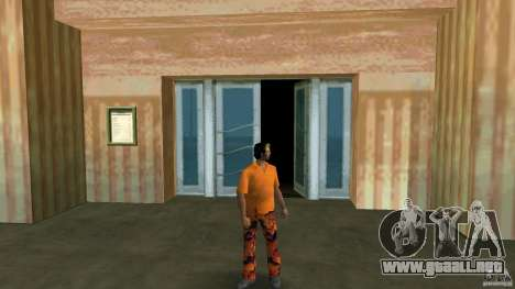 Orange Man para GTA Vice City
