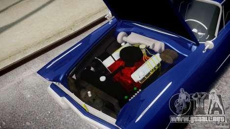 Plymouth Savoy Club Sedan 1957 para GTA 4 visión correcta