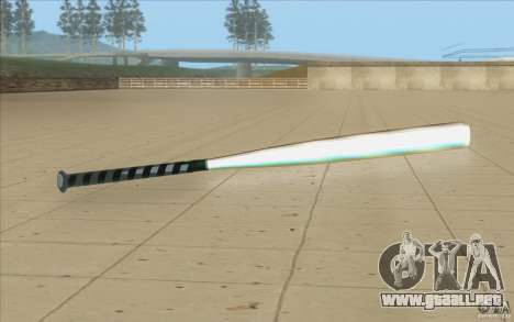 Low Chrome Weapon Pack para GTA San Andreas twelth pantalla