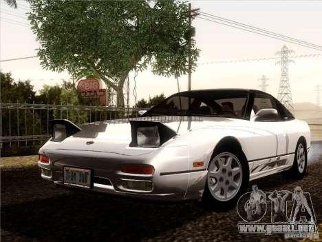 Nissan 240SX S13 - Stock para la visión correcta GTA San Andreas