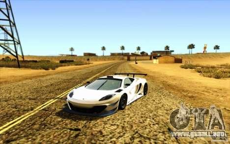 ENBSeries HD para GTA San Andreas quinta pantalla