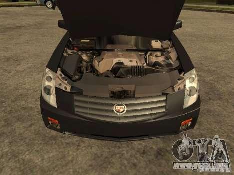 Cadillac CTS para la visión correcta GTA San Andreas