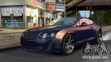 Legacyys ENB 2.0 para GTA 4 adelante de pantalla