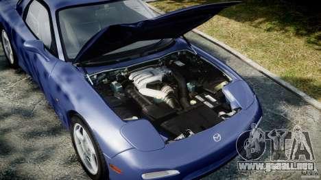 Mazda RX-7 1997 v1.0 [EPM] para GTA 4 visión correcta