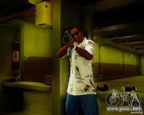 Tavor Tar-21 Digital para GTA San Andreas segunda pantalla