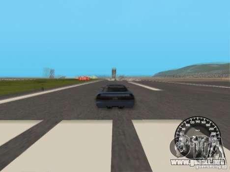 Velocímetro Audi para GTA San Andreas