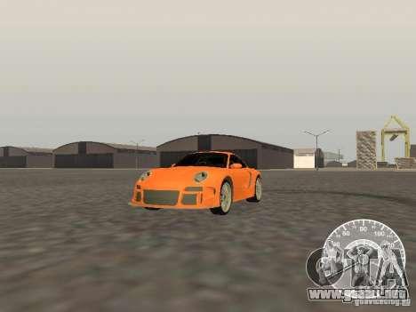 Porsche 911 GT3 Style Tuning para GTA San Andreas