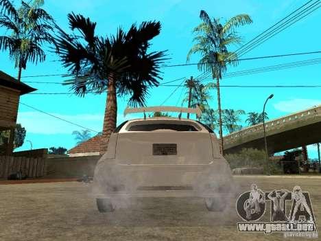 Ford Focus Tuned para GTA San Andreas