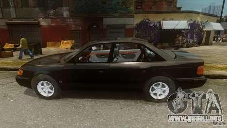 Audi 100 C4 1992 para GTA 4 left