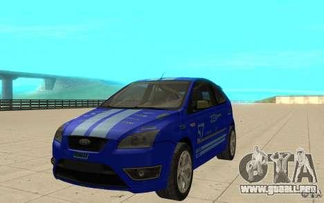 Ford Focus-Grip para GTA San Andreas