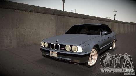 BMW M5 E34 1990 para GTA San Andreas
