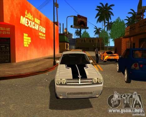 Hermoso entorno ENBSeries para GTA San Andreas sexta pantalla