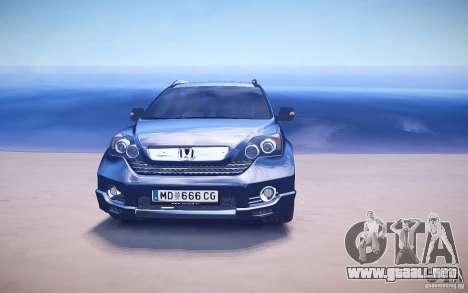 Honda CR-V Light Tuning para GTA motor 4