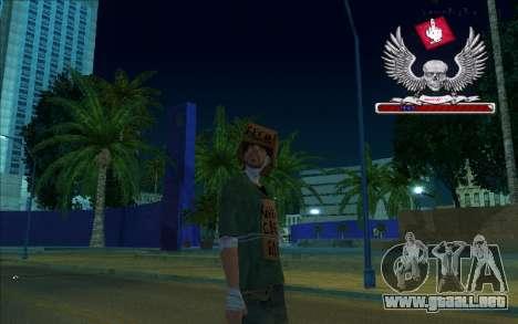 Caja HD-Bum para GTA San Andreas segunda pantalla