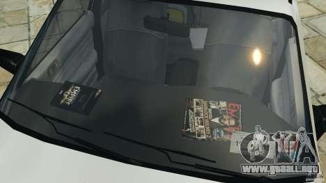 Mercury Tracer 1993 v1.1 para GTA 4 vista lateral