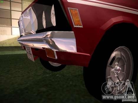 Mitsubishi Galant GTO-MR para visión interna GTA San Andreas