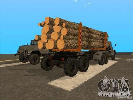TMZ-802a para GTA San Andreas