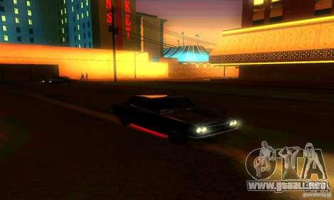 Nissan Skyline 2000-GTR para el motor de GTA San Andreas