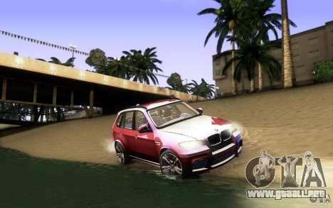 ENB Series - BM Edition v3.0 para GTA San Andreas sexta pantalla