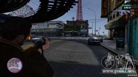 VC estilo Radar/HUD (piel 3) para GTA 4