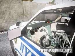 Ford Expedition Truck Enforcement para GTA 4 visión correcta