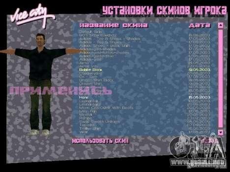Pack de skins para Tommy para GTA Vice City quinta pantalla