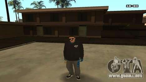 Skin Pack The Rifa para GTA San Andreas octavo de pantalla
