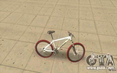 Winner para GTA San Andreas left
