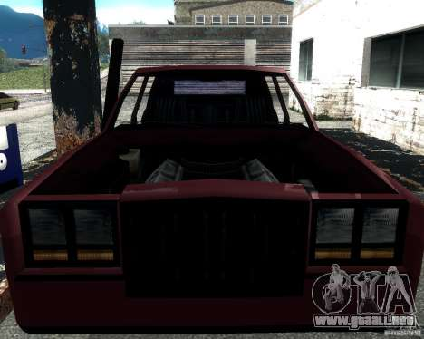 Derby Greenwood Killer para GTA San Andreas left