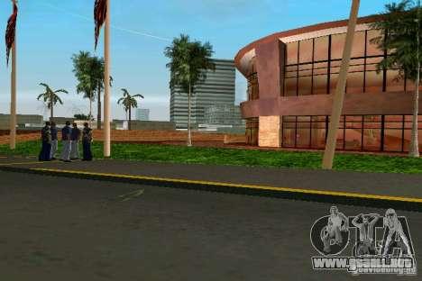 Motorshow para GTA Vice City segunda pantalla