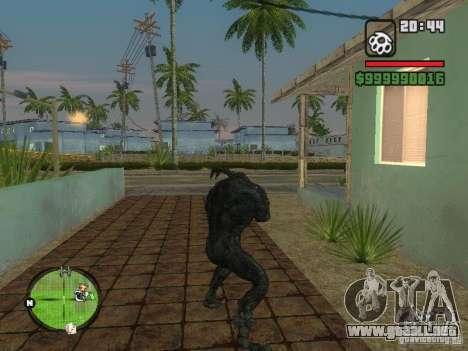 Bibliotekar para GTA San Andreas segunda pantalla