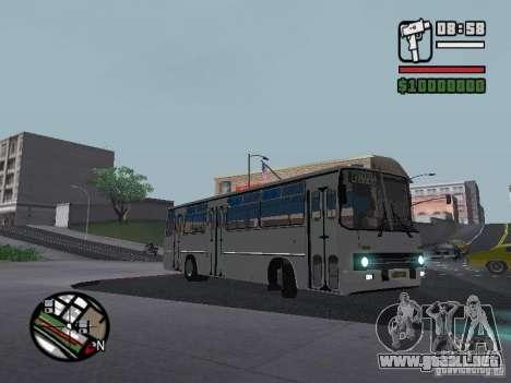 Ikarus 266 ciudad para la visión correcta GTA San Andreas