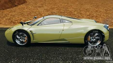 Pagani Huayra 2011 v1.0 [EPM] para GTA 4 left